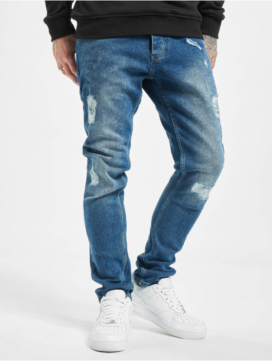 2Y Slim Fit Jeans Hawa blauw