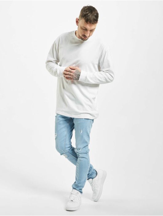 2Y Slim Fit Jeans Ako blauw