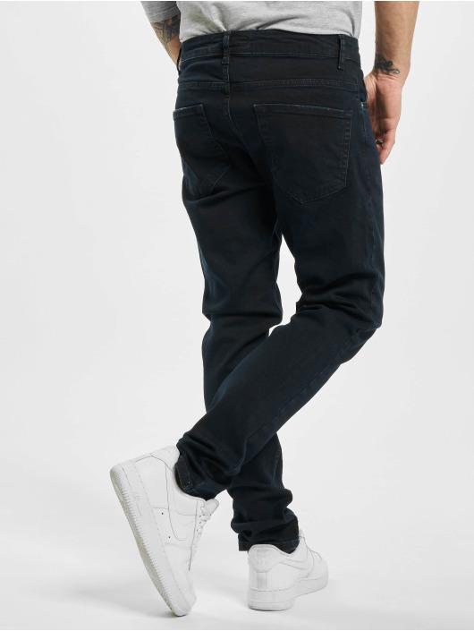 2Y Slim Fit Jeans Tarek blauw