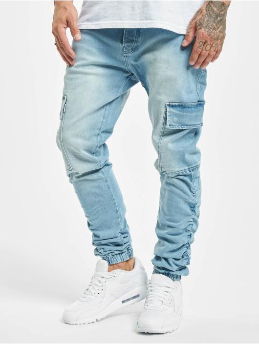 2Y Slim Fit Jeans Cavit blauw