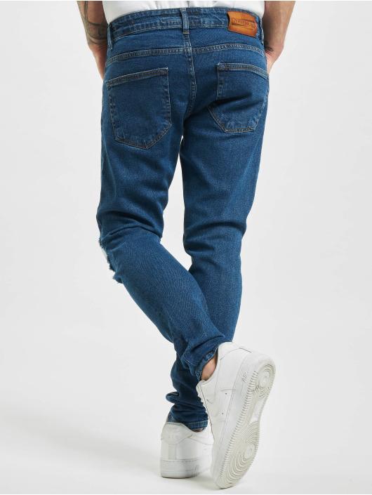 2Y Slim Fit Jeans Burbank blauw