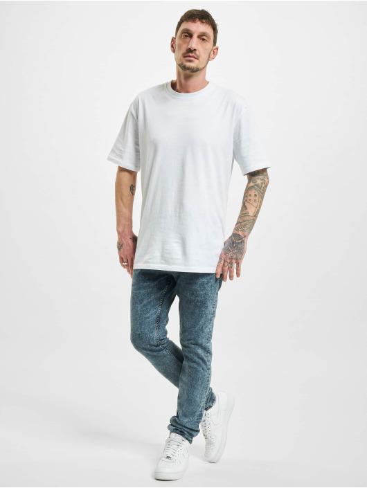 2Y Slim Fit Jeans Wilmington blauw