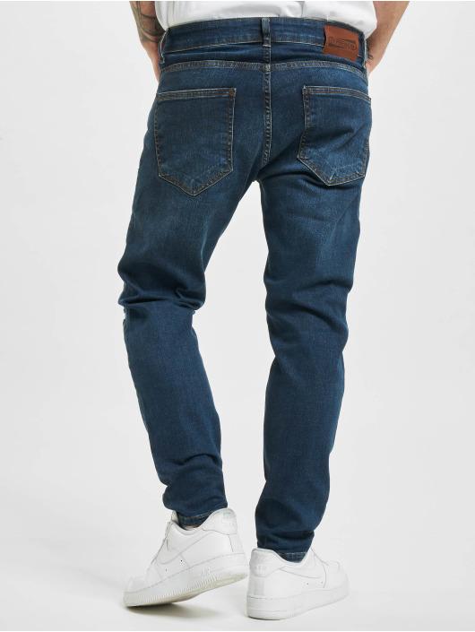 2Y Slim Fit Jeans Memphis blauw