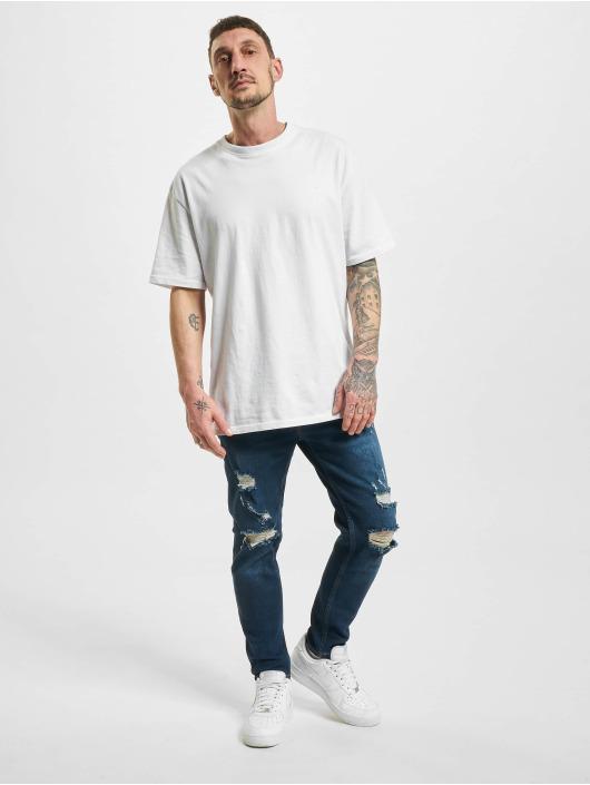 2Y Slim Fit Jeans Mela blauw