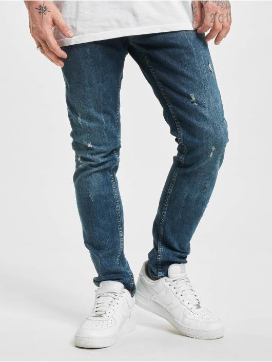 2Y Slim Fit Jeans Fatih blauw