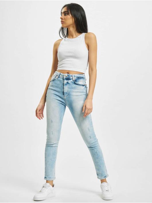2Y Slim Fit Jeans Dania blauw