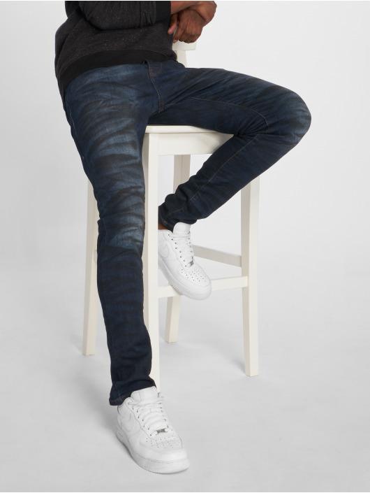 2Y Slim Fit Jeans Dirt blue