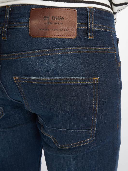 2Y Slim Fit Jeans Malcolm blue