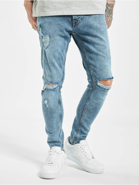 2Y Slim Fit Jeans Alkim blue