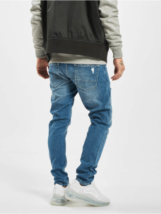 2Y Slim Fit Jeans Julius blå