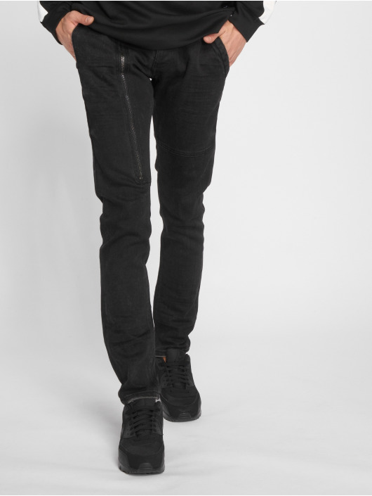 2Y Slim Fit Jeans Nizza grå