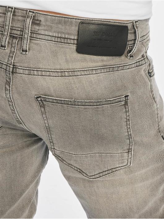 2Y Slim Fit Jeans Jerry grå
