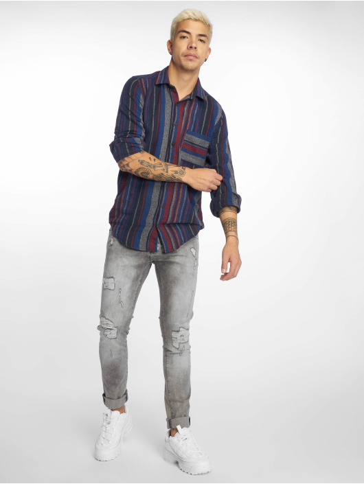 2Y Slim Fit Jeans Trevor grå