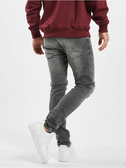 2Y Slim Fit Jeans Melvin grå