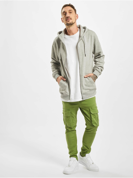 2Y Slim Fit Jeans Emilio grøn
