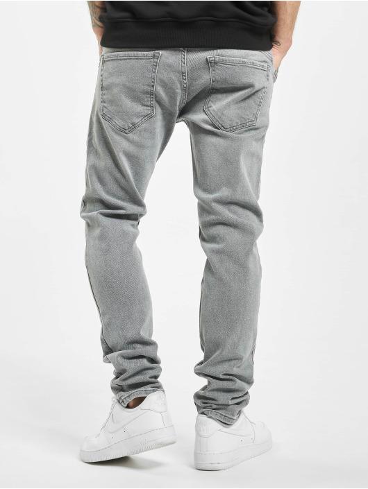 2Y Slim Fit Jeans Cem grau