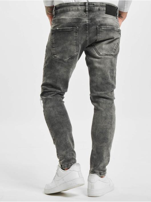 2Y Slim Fit Jeans Joscha grau
