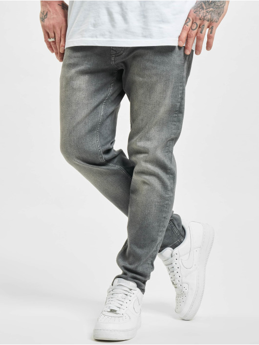 2Y Slim Fit Jeans Clovis grau