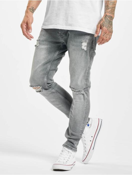 2Y Slim Fit Jeans Alaz gray