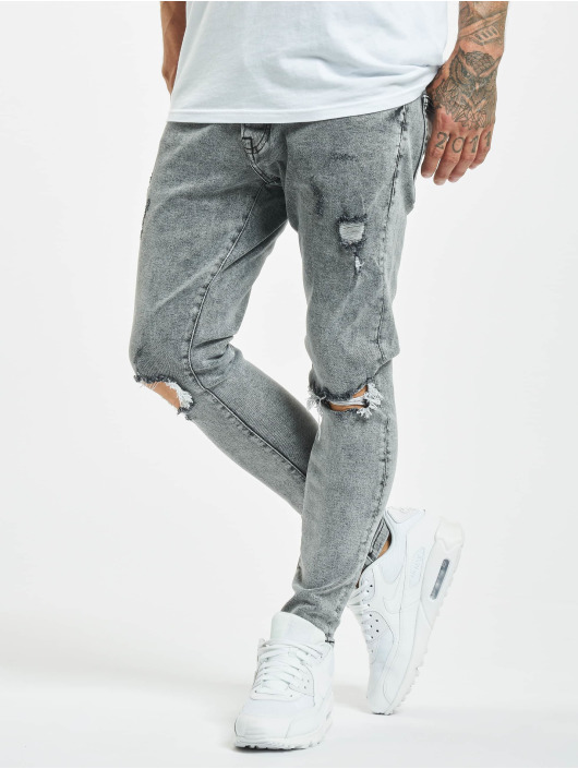 2Y Slim Fit Jeans Junus gray