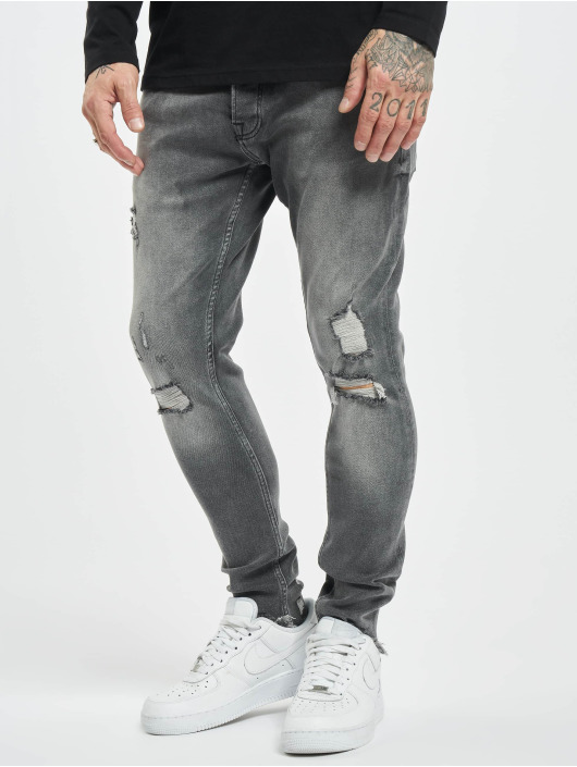2Y Slim Fit Jeans Carlos gray