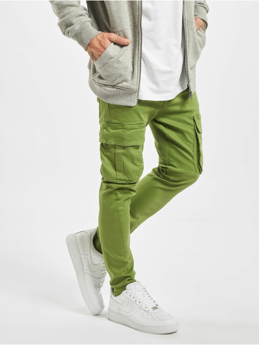 2Y Slim Fit Jeans Emilio green