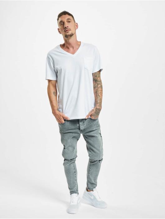 2Y Slim Fit Jeans Berk grey