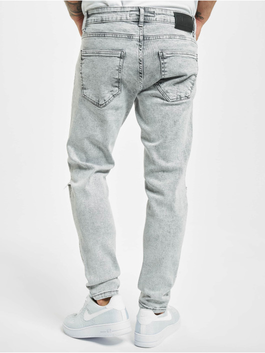 2Y Slim Fit Jeans Birol grey