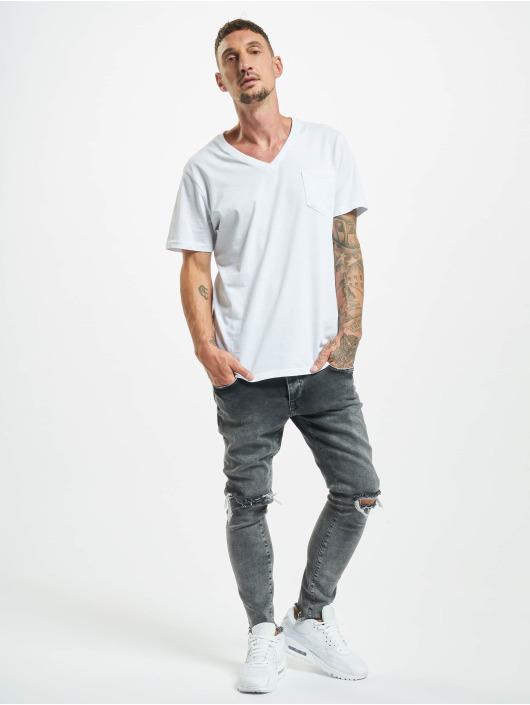 2Y Slim Fit Jeans Kartal grey