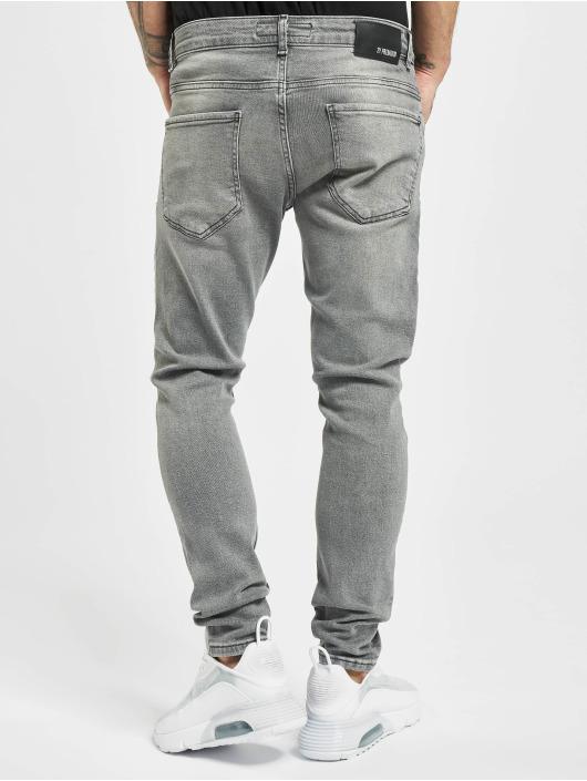 2Y Slim Fit Jeans Kurt grey