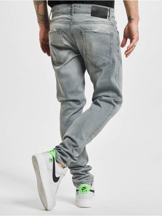 2Y Slim Fit Jeans Slim grigio