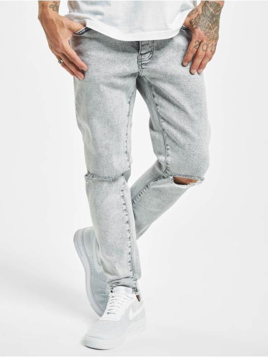 2Y Slim Fit Jeans Birol grijs