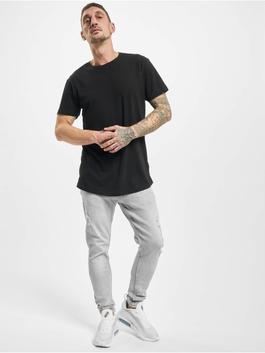 2Y Slim Fit Jeans Roy grijs
