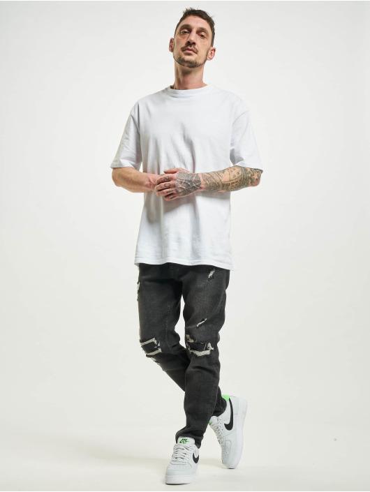 2Y Slim Fit Jeans Elvir grijs