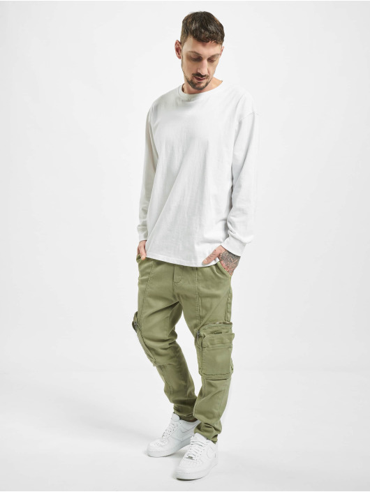 2Y Slim Fit Jeans Metin khaki