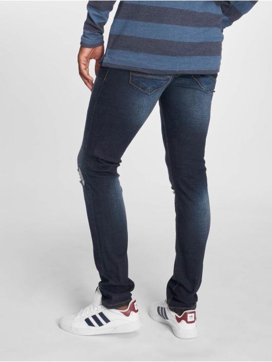 2Y Slim Fit Jeans Premium modrá