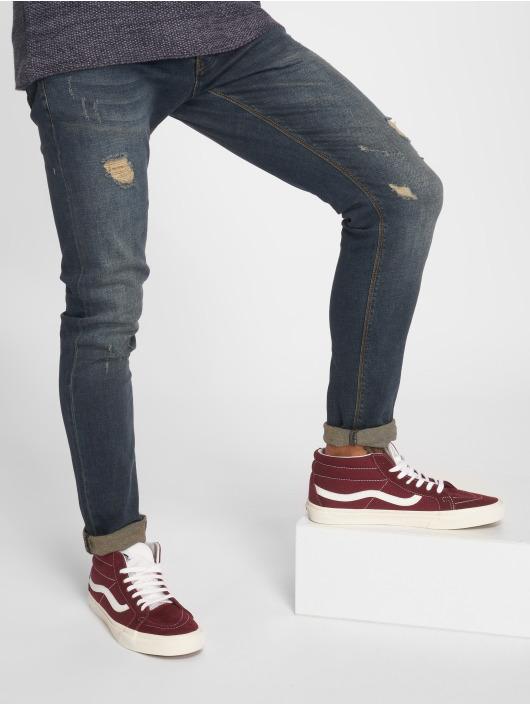 2Y Slim Fit Jeans Seppo modrá