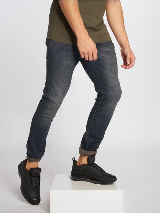 2Y Slim Fit Jeans Orbito modrá
