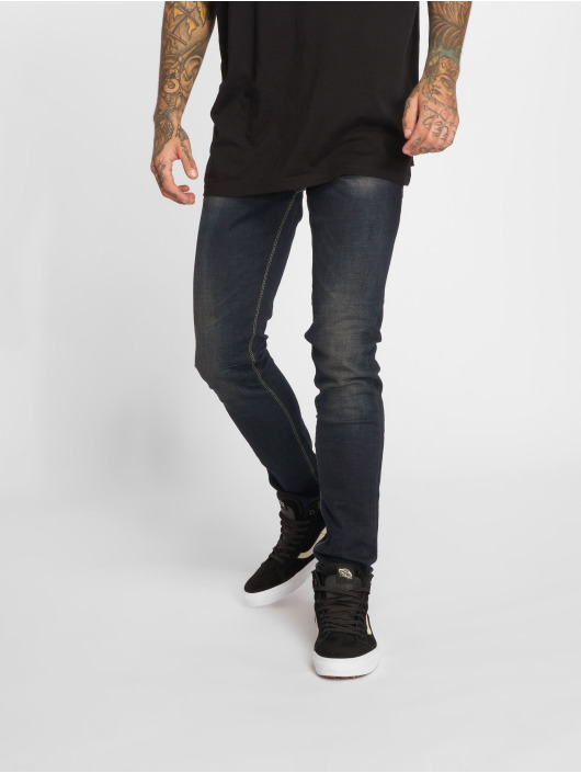 2Y Slim Fit Jeans Joe modrá