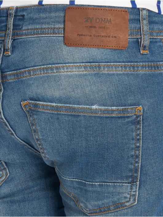 2Y Slim Fit Jeans Douglas modrá