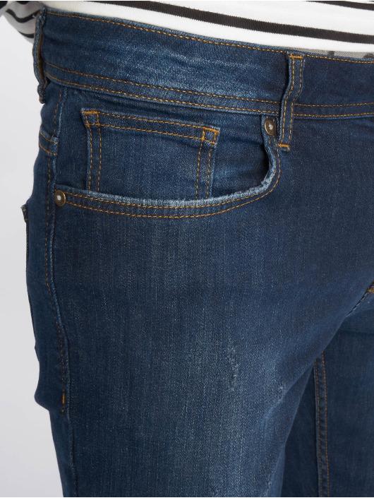2Y Slim Fit Jeans Malcolm modrá