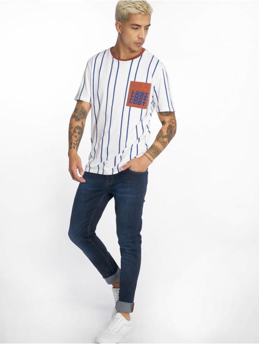 2Y Slim Fit Jeans Spencer modrá