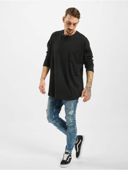 2Y Slim Fit Jeans Max modrá