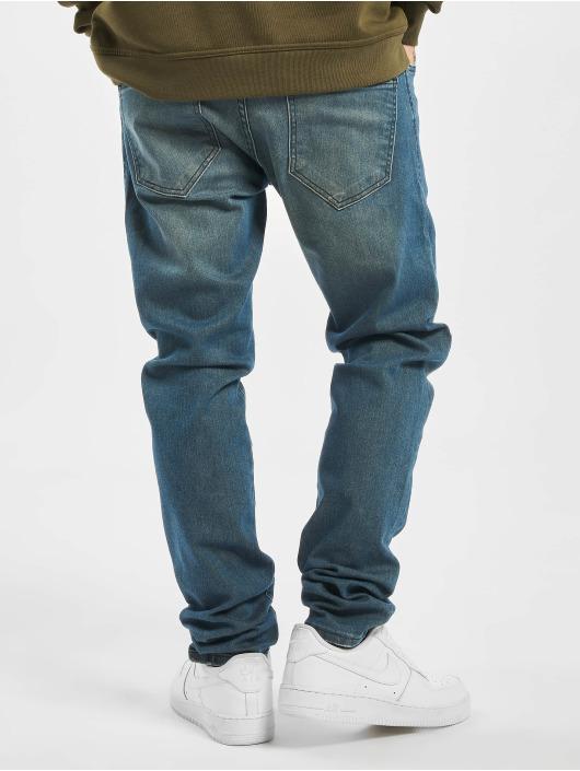 2Y Slim Fit Jeans Time modrá
