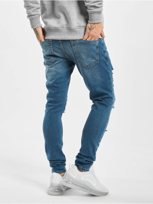 2Y Slim Fit Jeans Efe modrá