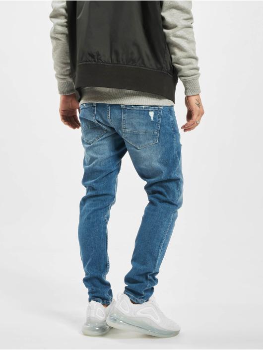 2Y Slim Fit Jeans Julius modrá
