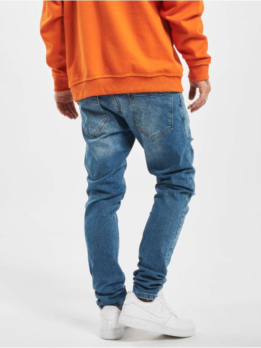 2Y Slim Fit Jeans Lasse modrá