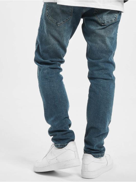 2Y Slim Fit Jeans Eymen modrá
