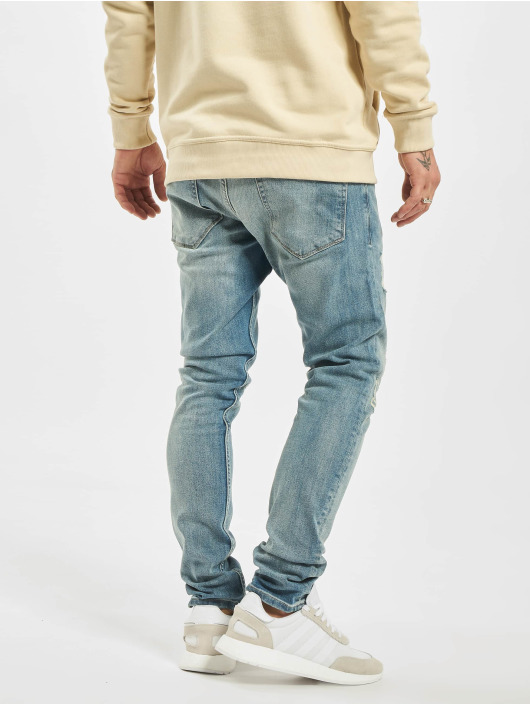 2Y Slim Fit Jeans Arne modrá