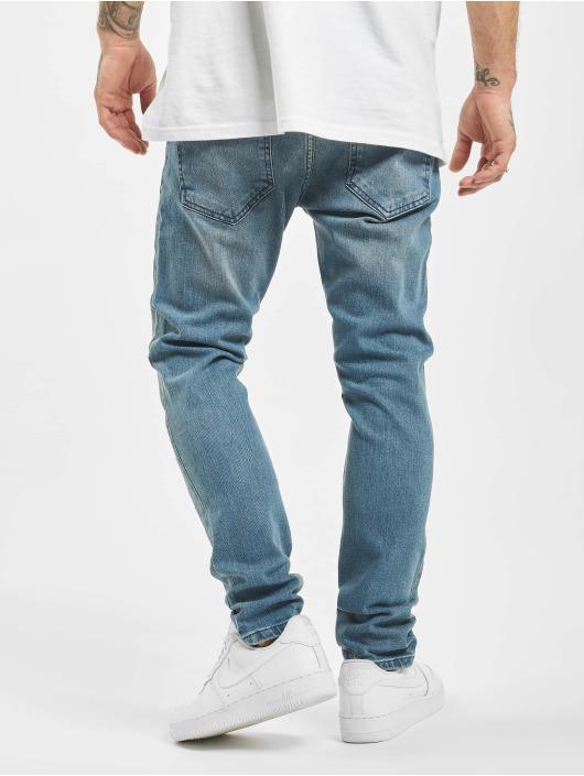 2Y Slim Fit Jeans Ben modrá
